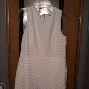 Cato white dress